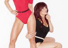 Lori Fabrizio and Valeria Nova on Shooting Skin 05