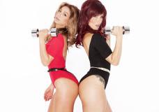Lori Fabrizio and Valeria Nova on Shooting Skin 09